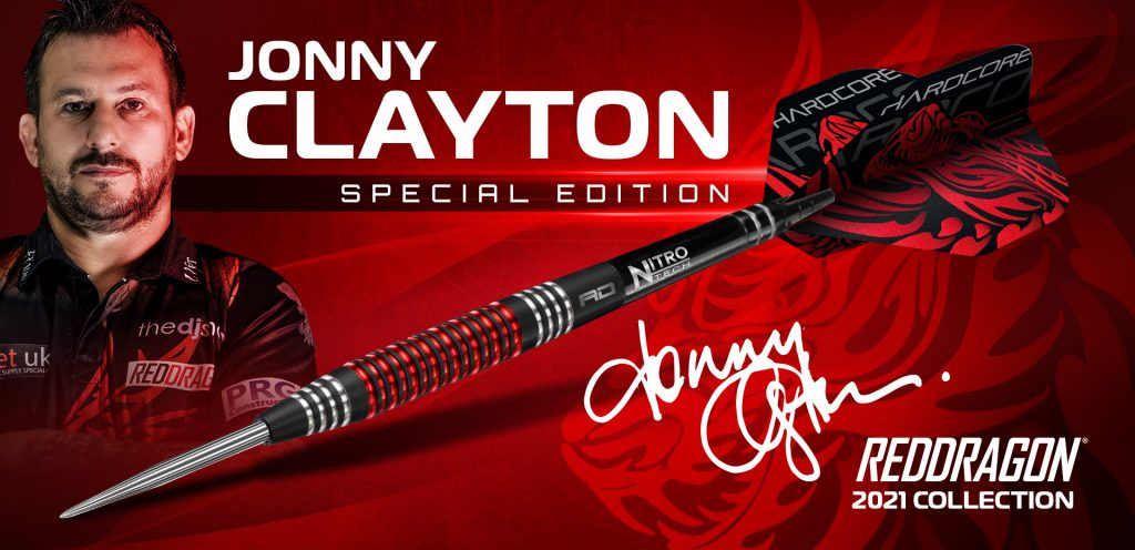 Jonny Clayton SE 2021